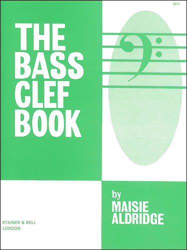 Aldridge, Maisie: The Bass Clef Book
