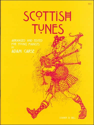 Carse, Adam: Scottish Tunes For Young Pianists