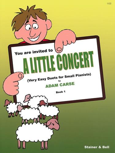 Carse, Adam: A Little Concert. Book 1