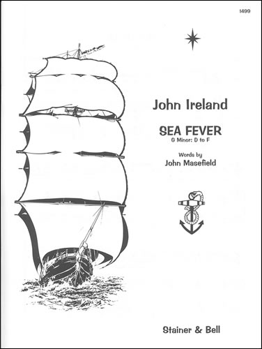 Ireland, John: Sea Fever. G Minor