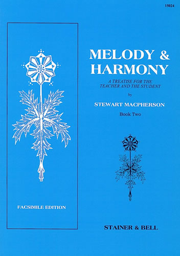 Macpherson, Stewart: Melody And Harmony Book 2