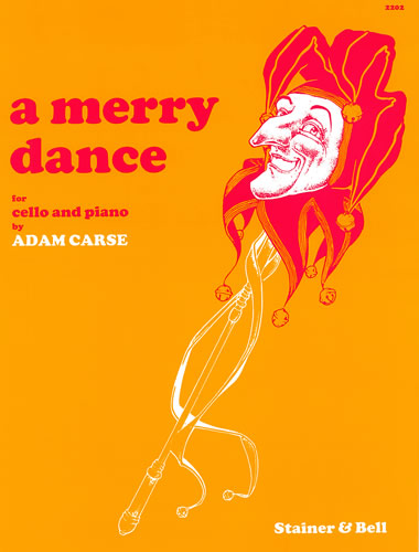 Carse, Adam: Merry Dance For Cello And Piano