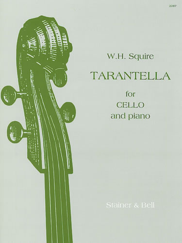 Squire, William Henry: Tarantella For Cello And Piano