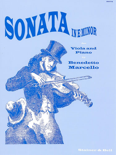 Marcello, Benedetto: Sonata In E Minor For Viola And Piano