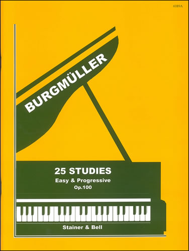 Burgmüller, J.F.: Twenty-five Studies, Op. 100