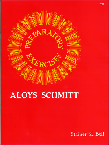 Schmitt, Aloys: Preparatory Exercises