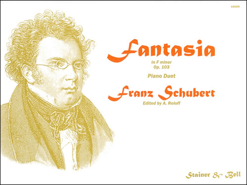 Schubert, Franz: Fantasia In F Minor, D.940, Op. 103. Original Duet (1828)