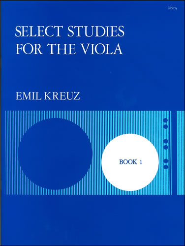 Kreuz, Emil: Select Studies. Book 1