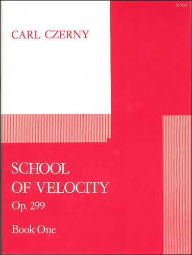 Czerny, Carl: The School Of Velocity, Op. 299: Book 1 Only
