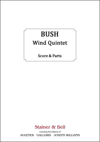 Bush, Geoffrey: Wind Quintet