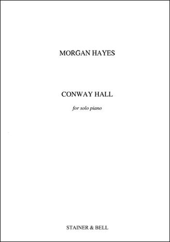 Hayes, Morgan: Conway Hall