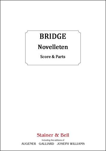 Bridge, Frank: Novelleten