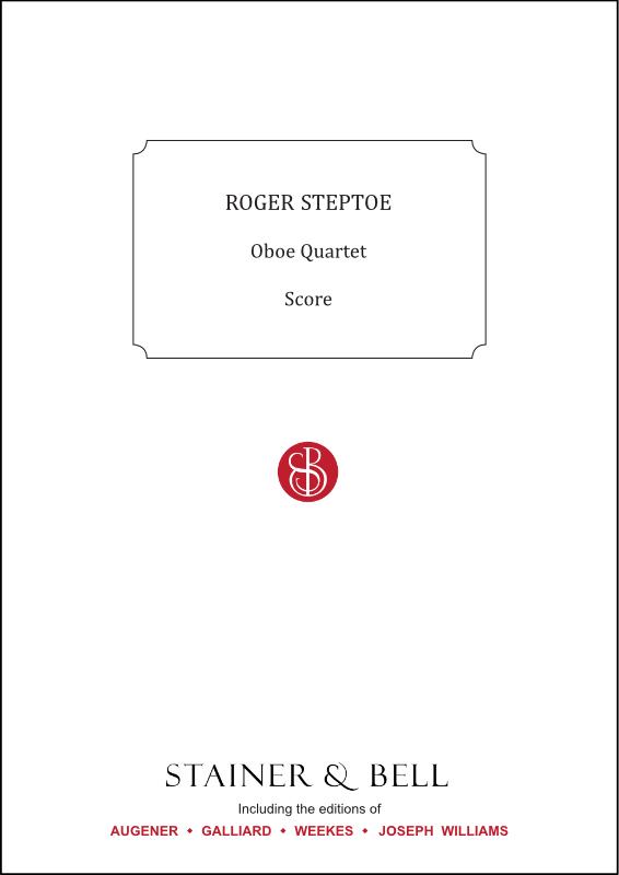 Steptoe, Roger: Oboe Quartet