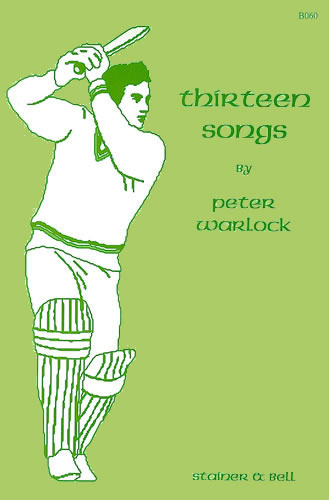 Warlock, Peter: Thirteen Songs For High Voice