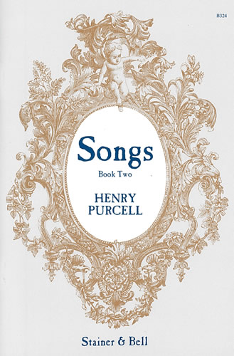 Purcell, Henry: Songs. Book 2