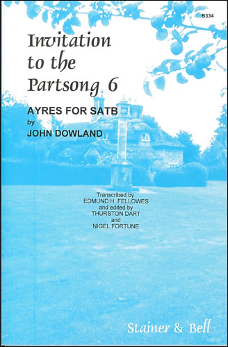Invitation To The Partsong Book 6