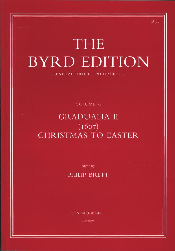 Gradualia II (1607) – Christmas To Easter