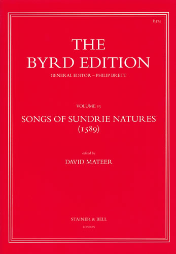 Songs Of Sundrie Natures (1589)