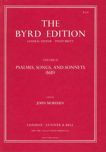 Psalmes, Songs, And Sonnets