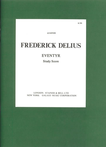 Delius, Frederick: Eventyr, For Orchestra