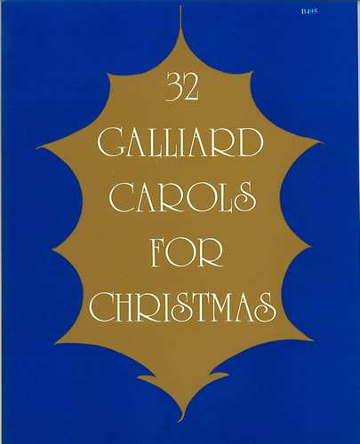 Galliard Carols For Christmas, 32