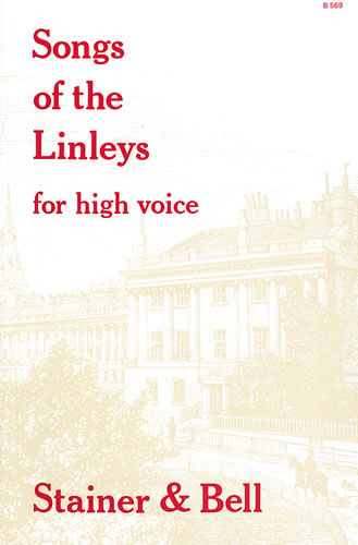 Linley, Thomas (Senior) And Linley, Thomas (Junior): Songs Of The Linleys For High Voice