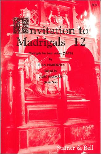 Invitation To Madrigals Book 12