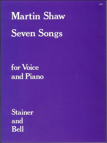 Shaw, Martin: Seven Songs