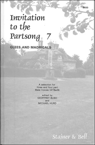 Invitation To The Partsong Book 7