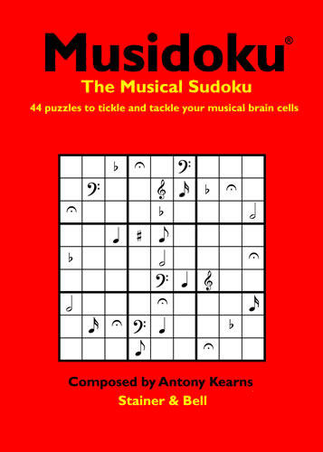 Musidoku: The Musical Sudoku. Opus 1