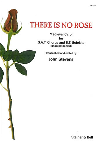 Anonymous: There Is No Rose