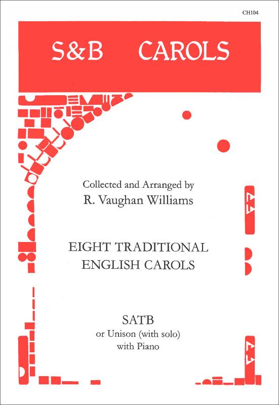 Vaughan Williams, Ralph: Eight Traditional English Carols