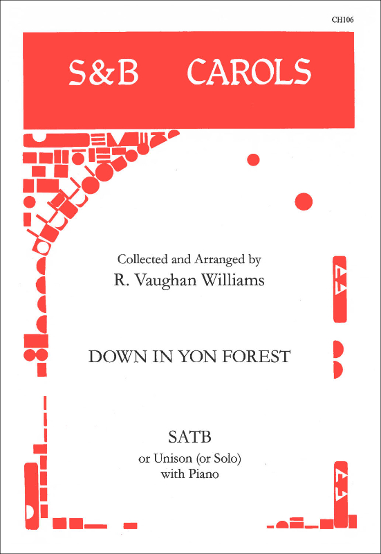 Vaughan Williams, Ralph: Down In Yon Forest
