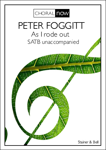 Foggitt, Peter: As I Rode Out (PRINTED VERSION)