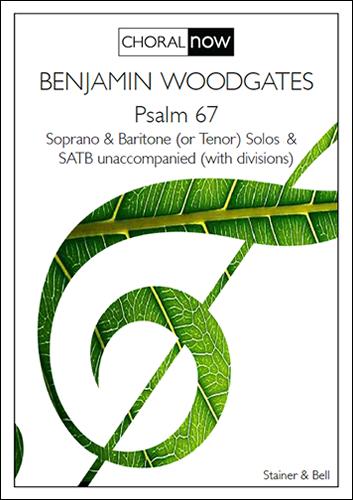 Woodgates, Benjamin: Psalm 67 (PDF)