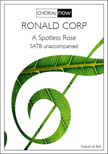 Corp, Ronald: A Spotless Rose (PRINTED VERSION)