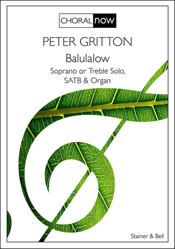 Gritton, Peter: Balulalow. (PDF)