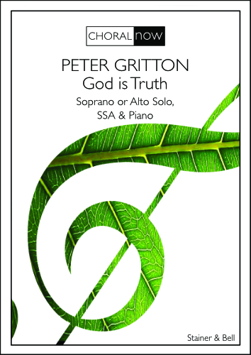 Gritton, Peter: God Is Truth. (PDF)