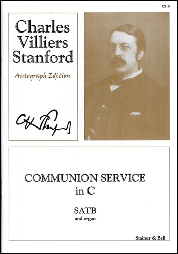 Stanford, Charles V: Communion Service In C. Op. 115