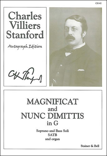 Stanford, Charles V: Magnificat And Nunc Dimittis In G