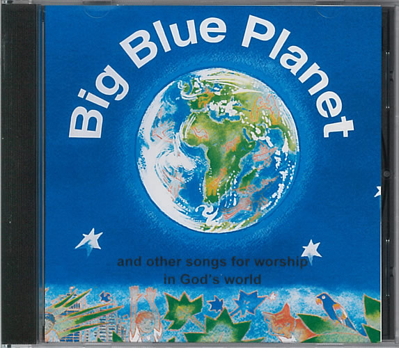 Big Blue Planet: CD