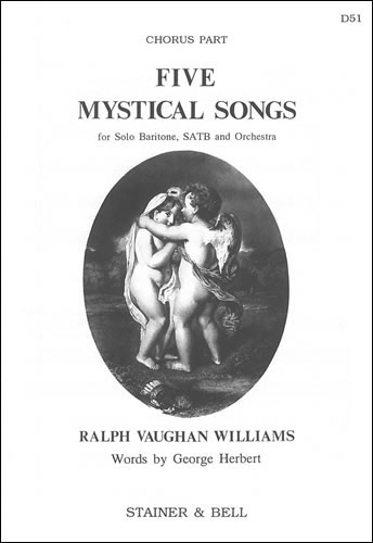 Vaughan Williams, Ralph: Five Mystical Songs. Chorus Part