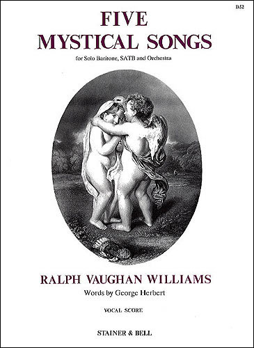 Vaughan Williams, Ralph: Five Mystical Songs. Vocal Score