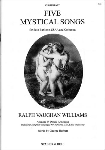 Vaughan Williams, Ralph: Five Mystical Songs. Arranged For SSAA By Donald Armstrong