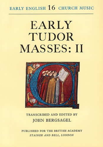 Early Tudor Masses: II