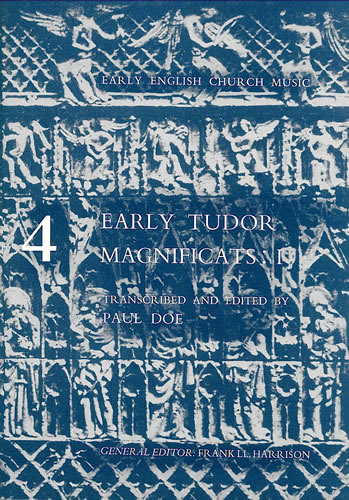 Early Tudor Magnificats: I