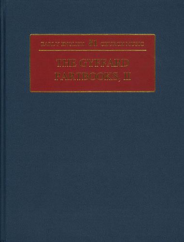 The Gyffard Partbooks: II