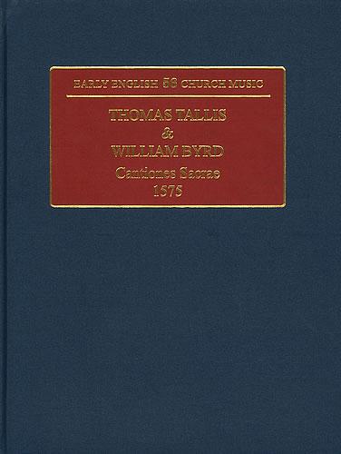 Tallis, Thomas & Byrd, William: Cantiones Sacrae (1575)