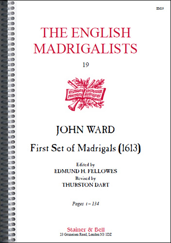 Ward, John: First Set Of Madrigals (1613)
