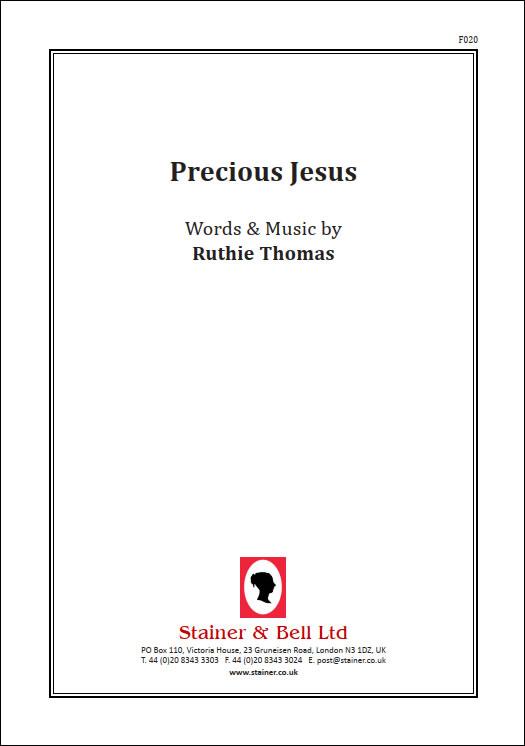 Thomas, Ruthie: Precious Jesus. PDF File
